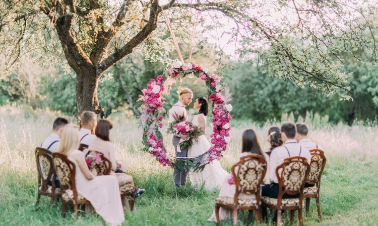 Intimate Wedding Ceremony Ideas